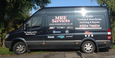 Caravan & Motorhome Servicing & Repairs